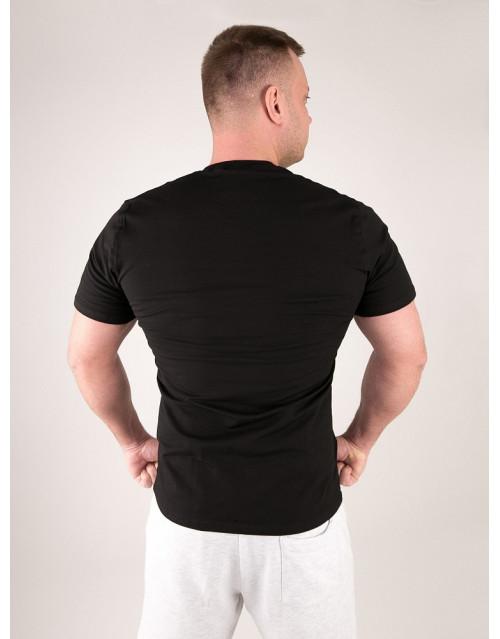 """Футболка DICH: Classic T-Shirt Black """"No Pain, No Gain"""""""